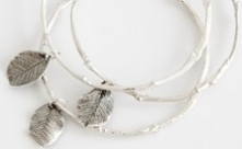 View the Naturally Silver Collection from Naki Design Jewelry