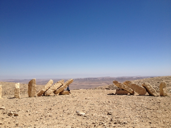 At the heart of the Negev