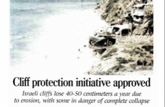 Cliff protection initiative approved